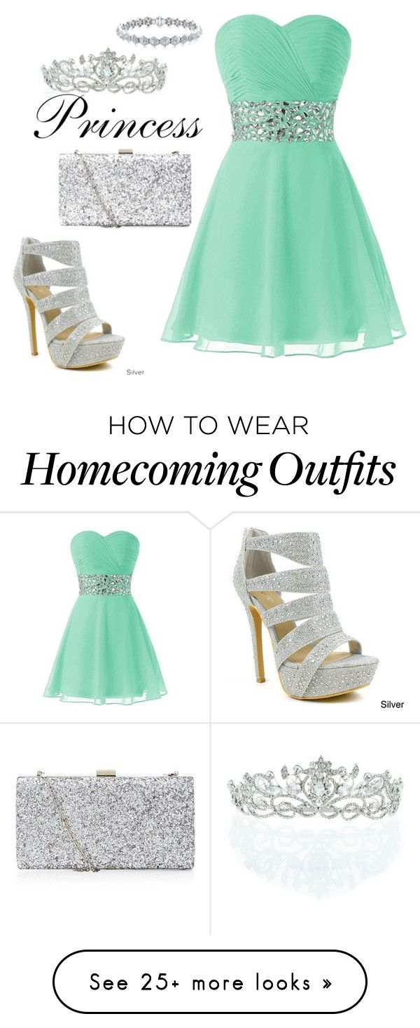 """""""Fit for a Princess"""" by recklessndivine on Polyvore featuring Celeste and Kate Marie"""