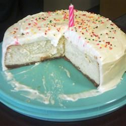 Bananen-slagroom cheesecake