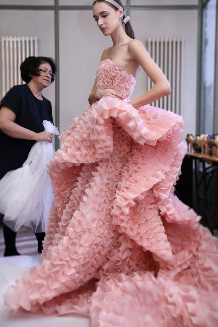 Ralph & Russo | Haute Couture | Spring 2016 - welcome in the world of fashion