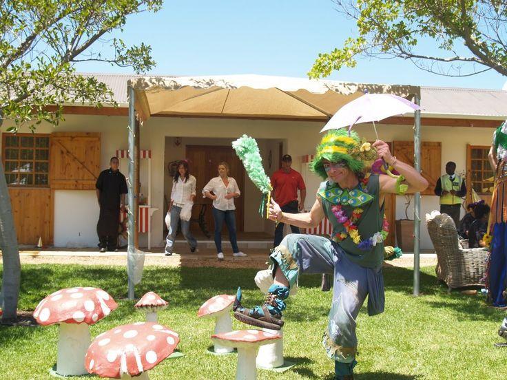 Kazoo the musical clown