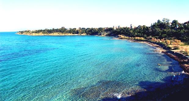 #kolona beach #aegina beaches