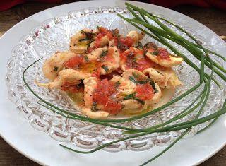 Denny Chef Blog: Pollo con pomodori e erba cipollina