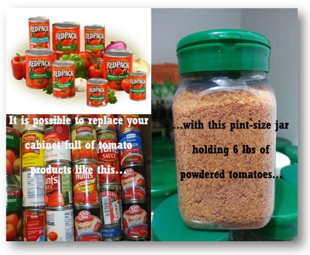 If You Powder Nothing Else, Make Tomato Powder