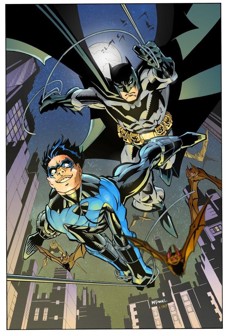 Scott Mcdaniel Batman The Many Faces Of Batman Batman