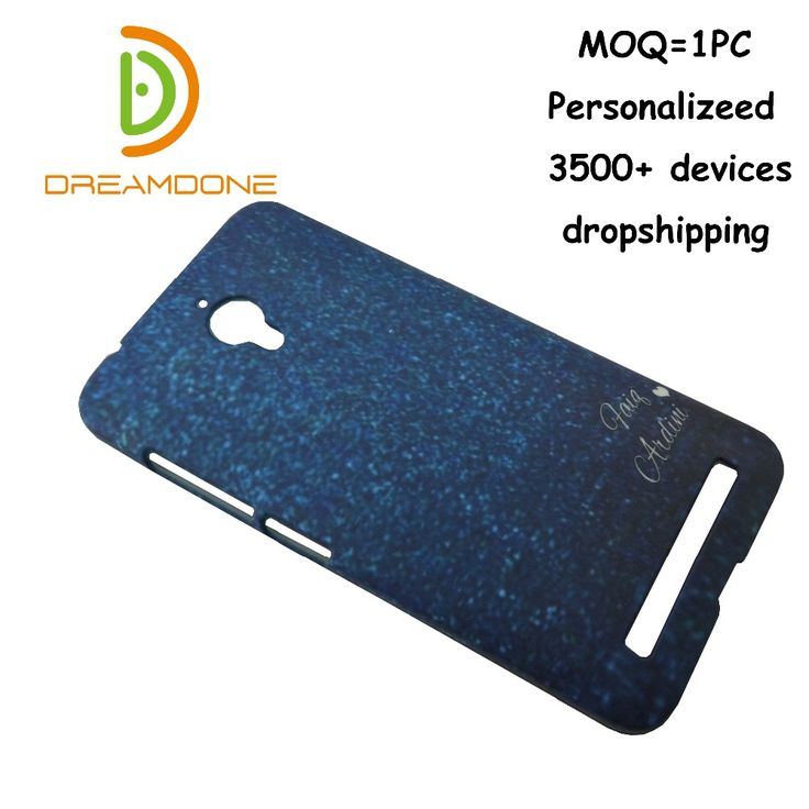 Custom for Asus Zenfone 6/Zenfone 5 3d plastic phone cases for Asus Zenfone 3 laser/neo/ultra/deluxe customized Factory MOQ 1 pc