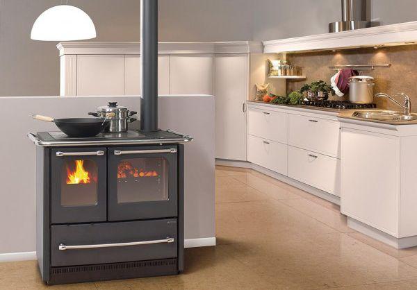 ¿Conoces las ventajas de las cocinas calefactoras? #Hogar #Cocina