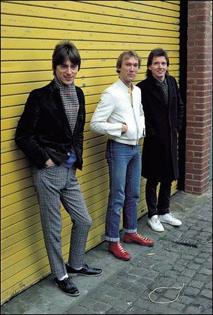 PAUL AND THE JAM ______