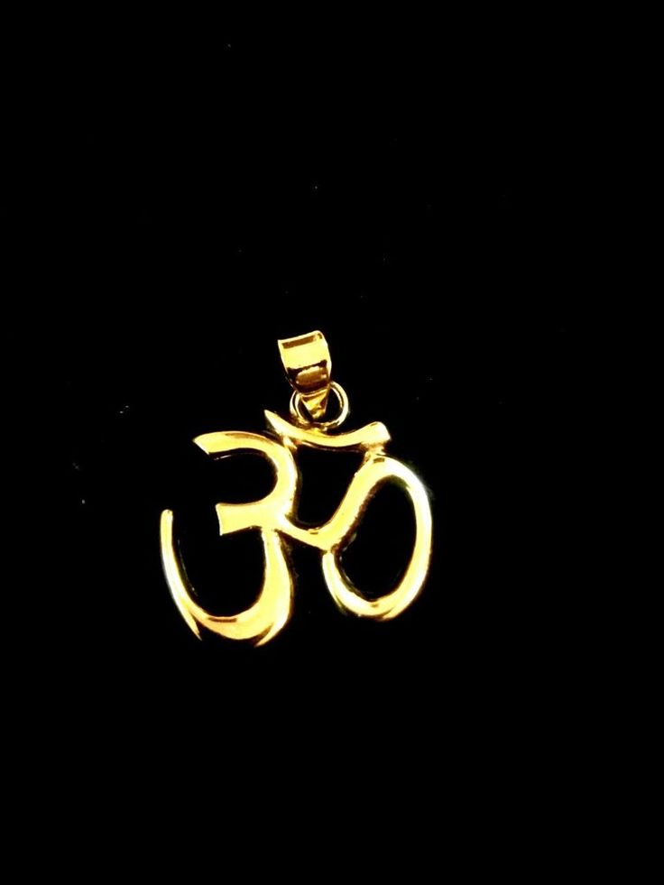 Brass Om Pendants Om Charm Necklace Boho jewellery Handmade Indian Pendant  #Handmade #Locket