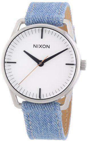 NIXON Women's 'Permanent' Automatic Casual Watch(Model: A129-1601)