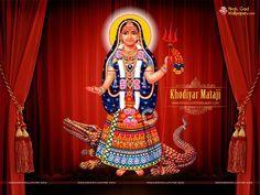 Khodiyar Maa Wallpapers, Photos & Images Free Download