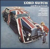 """Screaming Lord Sutch """"Lord Sutch & Friends"""" 1970.  An infamous album by London scene maker Screaming Lord Sutch, who, among other things, claimed to be a genuine Earl and to have started the long hair craze of the '60s, and ran for Parliament on the youth ticket. His infamy bought him some heavy friends indeed for his first LP. Jimmy Page (who produced and played), John Bonham, Jeff Beck, Nicky Hopkins and Noel Redding are all on hand to support Sutch's R retreads (""""Baby Come Back"""" is a…"""