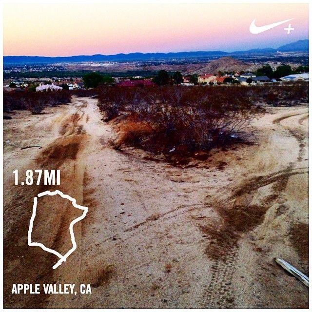 Apple Valley, California in California
