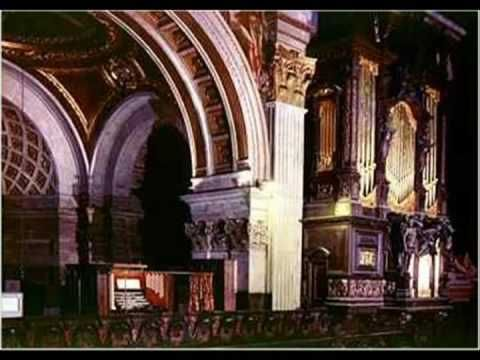 "St. Paul's Cathedral Pipe Organ Messiaen""Transports de Joie"" - YouTube"
