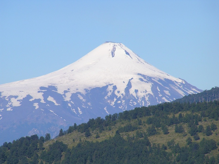 Pucón, Chile http://www.vivaexpeditions.com/south-america-tours/chile-travel/lakes-district-discovery-santiago-to-bariloche