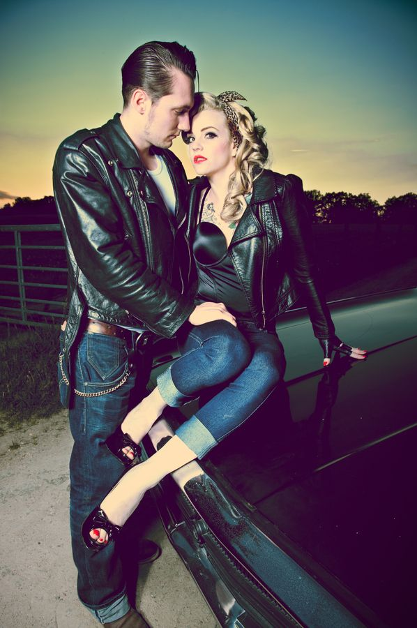 Rockabilly guys and gals