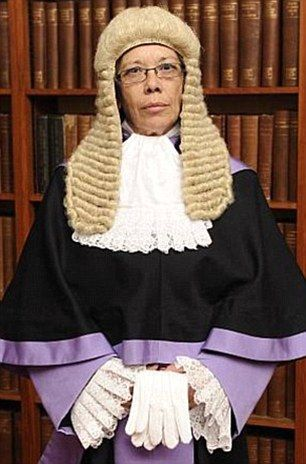 Judge Patricia Lynch QC, who called thug John Hennigan, a 'bit of a c***' has been hit with complaints over her language, but has found scores of fans who are hailing her as a 'legend'