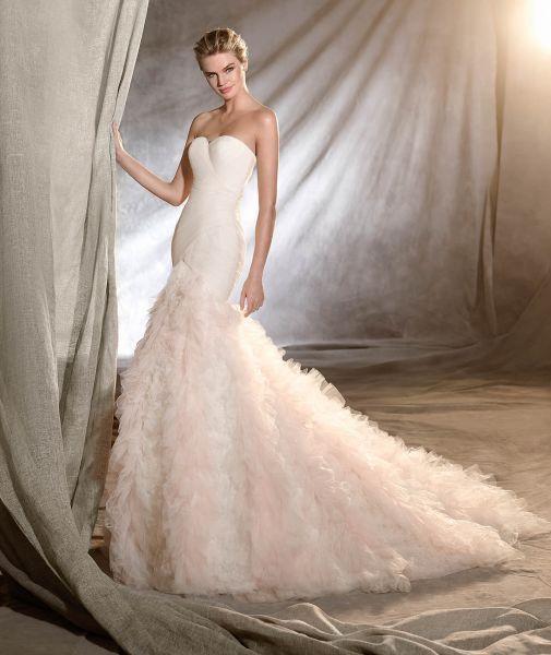 Vestidos de novia de color 2017: 27 diseños para ser diferente al resto Image: 22