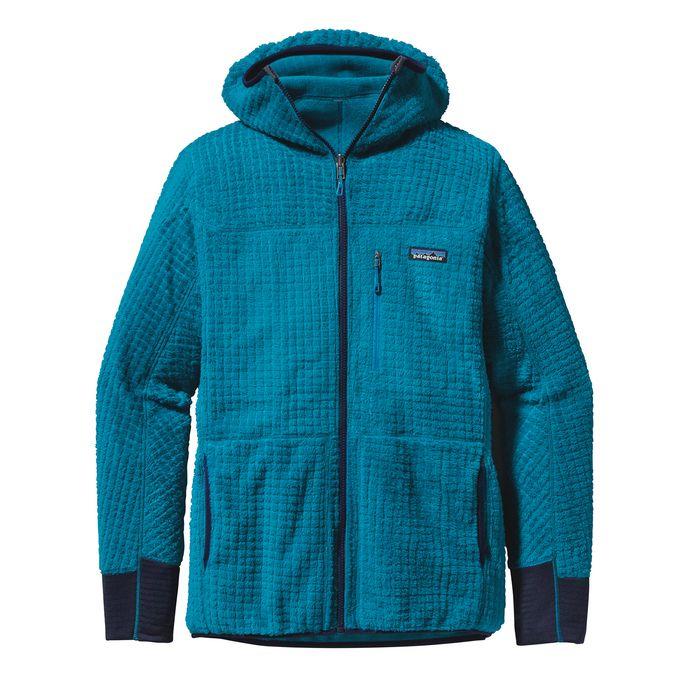 Patagonia Mens R3 Hoody - Fleecetrøjer - Beklædning - Efterårsnyheder - Aktuelt