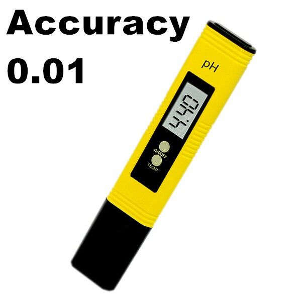 $7.36 (Buy here: https://alitems.com/g/1e8d114494ebda23ff8b16525dc3e8/?i=5&ulp=https%3A%2F%2Fwww.aliexpress.com%2Fitem%2Faccuracy-0-01-automatic-calibration-Digital-PH-METER-Water-Acid-Tester-digital-ph-Meter-Water-Aquarium%2F32573327353.html ) accuracy 0.01 automatic calibration Digital PH METER Water Acid Tester digital ph Meter Water Aquarium Acidity Pocket ph meter for just $7.36