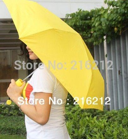 Банан Зонт Ум-банан (Желтый/Зеленый) Новинка Зонтик Зонтики