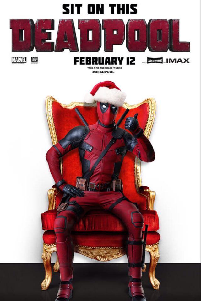 Best 25+ Deadpool movie poster ideas on Pinterest ...