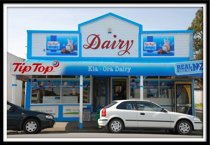 Dairy - found throughout NZ. . .some overseas, call it a corner store.