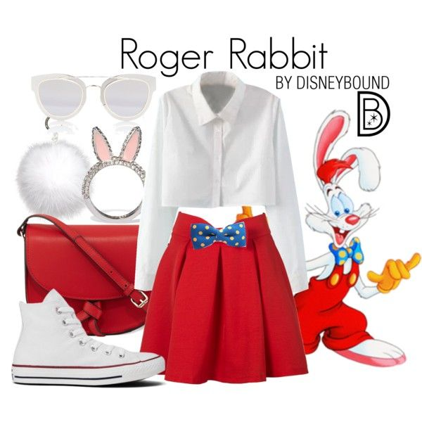 Disney Bound - Roger Rabbit