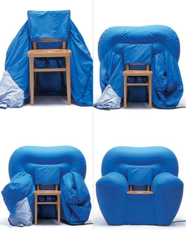 Decompression Chair, De Matali Crasset. | Ideas | Pinterest | Designers