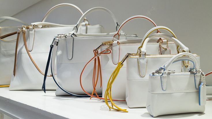 Take a Look at the Beautiful Bags of Coach Spring 2014 - PurseBlog