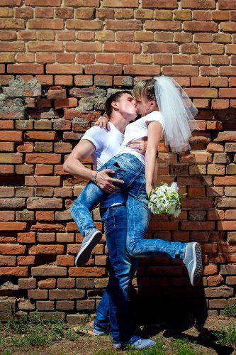Джинсовая свадьба: идея для экстравагантных пар!