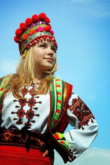 Український національний костюм - шляхетність, стиль!