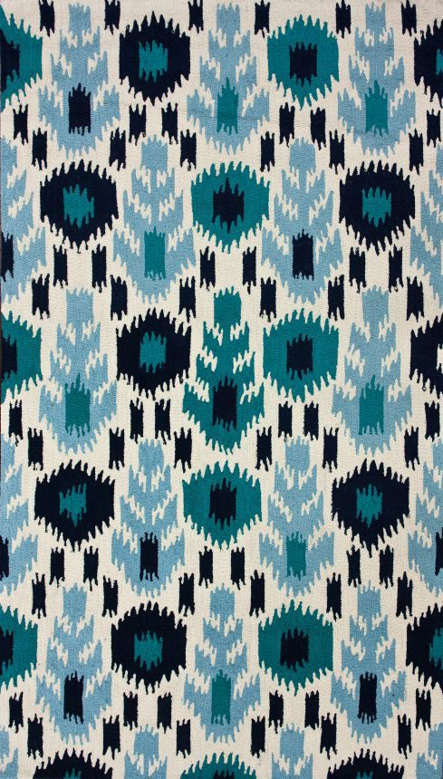 """Rugs USA Radiante Grove Ikat Synergy Rug  $734 + FREE SHIPPING  Use coupon JULY75 to save 75% on this item  7'6""""x9'6"""""""