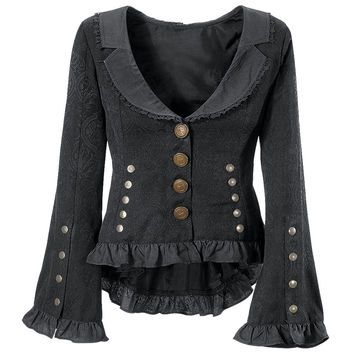 Steam Age Jacket - Women's Clothing & from The Pyramid Collection
