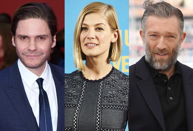 EXCLUSIVE:Rosamund Pike, Daniel Bruhl and Vincent Cassel are in talksto board Jose Padilha's Entebbefor Brit production powerhouse Working Title. Participant is also on board as producer a…