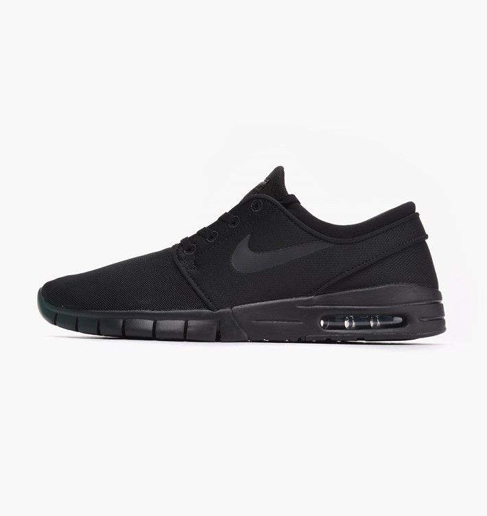 5d8c908c3246 Nike Stefan Janoski Max black  black anthracite black