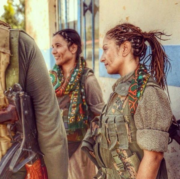kurdish women..ypg 20/11/14