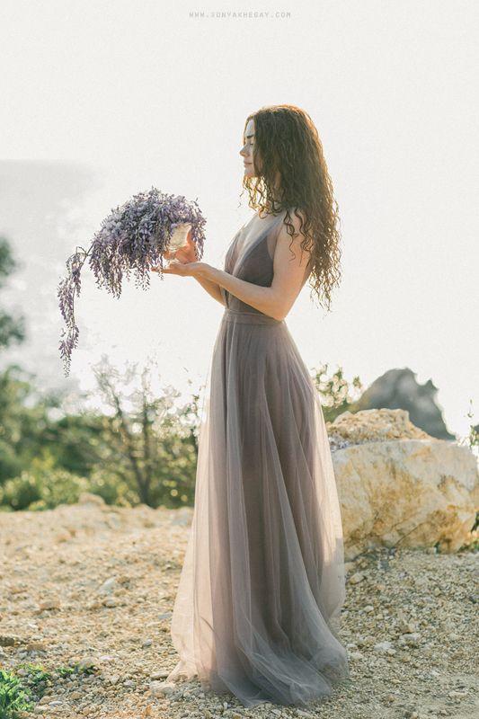 for the love of wisteria http://sonyakhegay.com/for-the-love-of-wisteria/  photography: Sonya Khegay dress: Olga Sukhareva