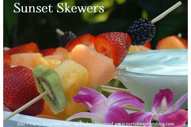 The BEST Fruit & Dip Recipe!