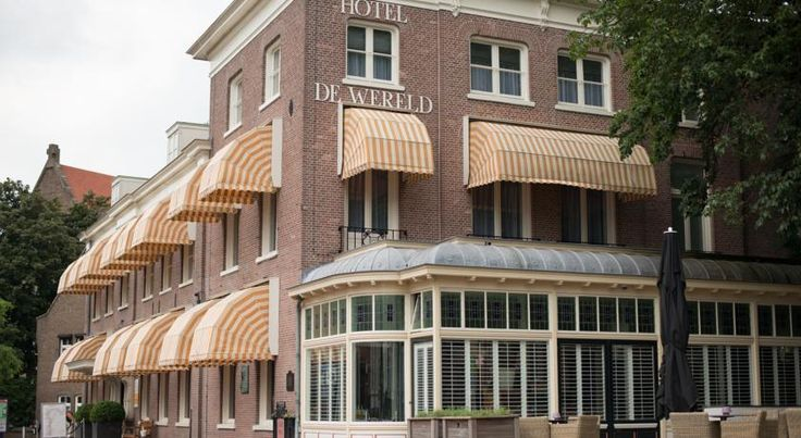 Hotel de Wereld Wageningen Located in an historical building with a characteristic closed veranda, this hotel offers modern guest rooms and a Michelin star restaurant. Wereld also features an art brasserie and wine bar.