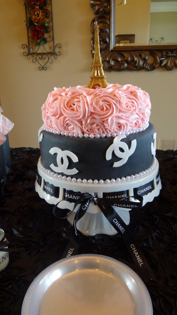 Best 25 Channel cake ideas on Pinterest Chanel cake Fashion