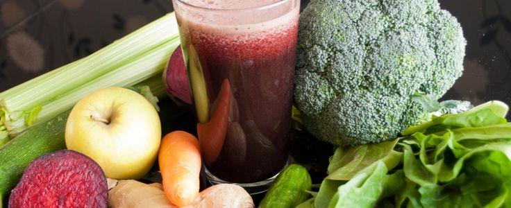 I 7 migliori alimenti disintossicanti