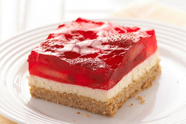 Home Dessert Recipe: Judy's Strawberry Pretzel Salad