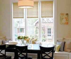 charming furniture breakfast nook small space idea