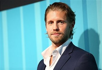 NEW YORK, NY - MAY 18:  Actor Matt Barr attends the 2017 CW Upfront on May 18, 2017...