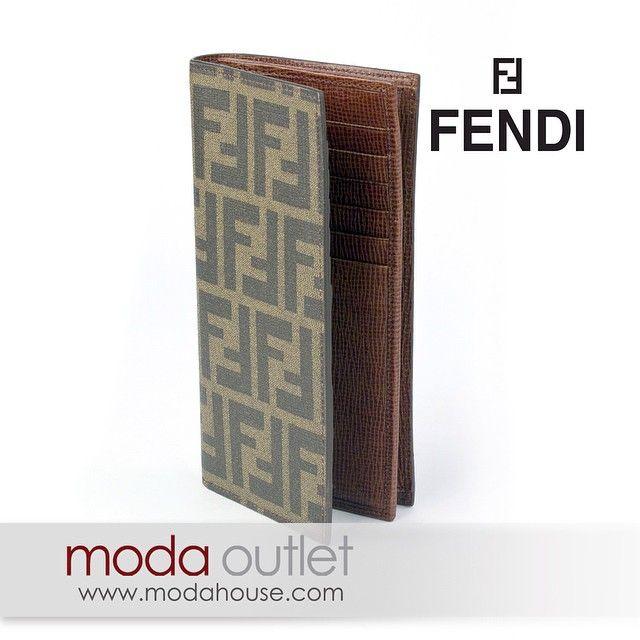 New Arrival FENDI WALLET, AED1,550 after discount at Moda Outlet.  www.modahouse.com #fendi #fendiwallet #fendifashion #wallet #luxurybrand #luxuryfashion #discounts #dxb #dubai #dubaifashion #uae #uaefashion #modahouse #modaoutlet