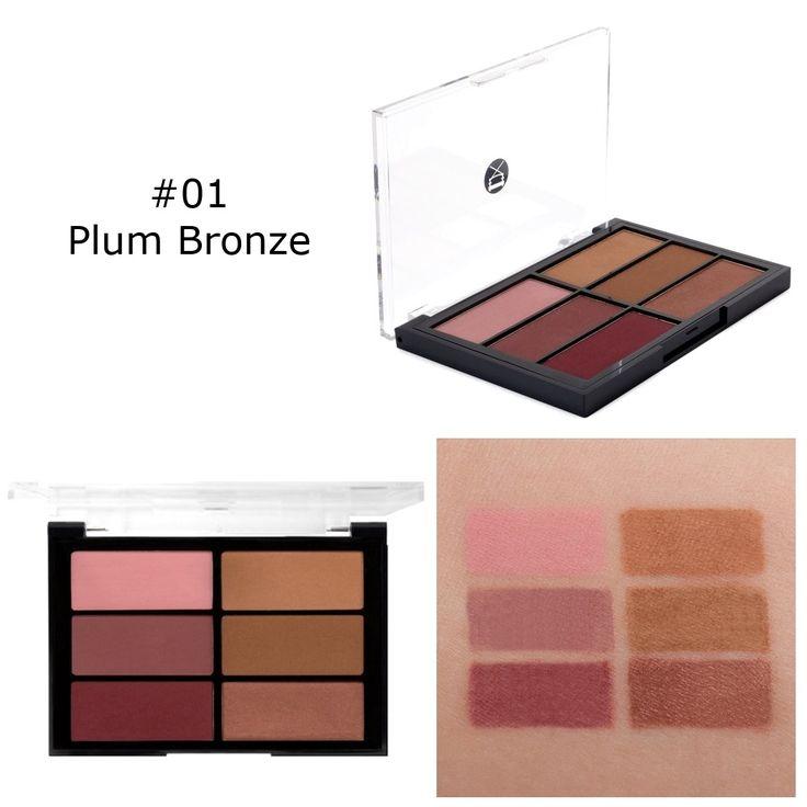 VISEART Blush HD Palette