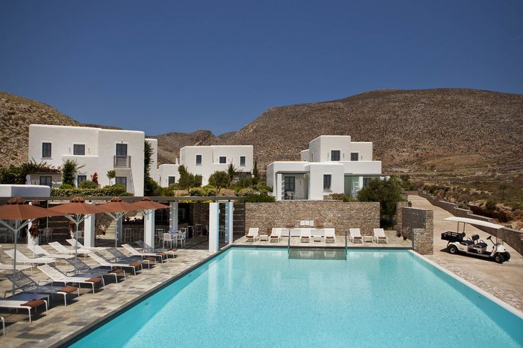 #AnemiHotel By the #Pool... #Folegandros