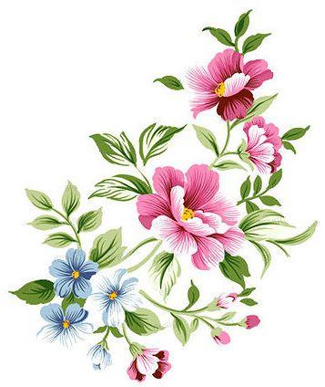 手绘 花卉 - Google'da Ara