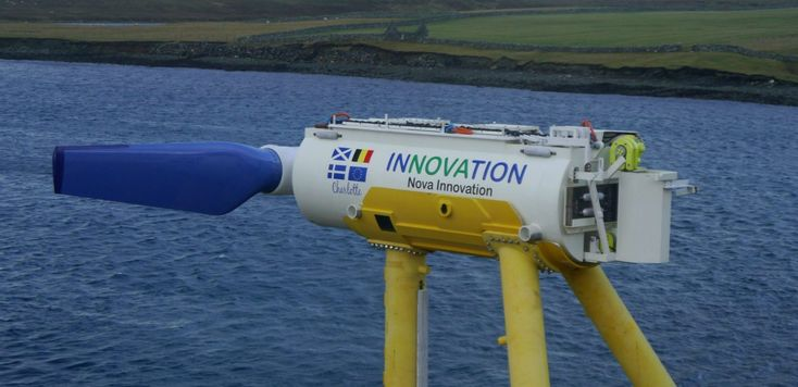 Tesla delivers first Powerpack project at tidal power ...