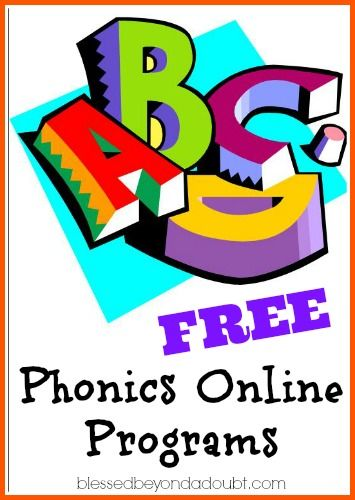 FREE Phonics Online Resources! | Blessed Beyond A Doubt